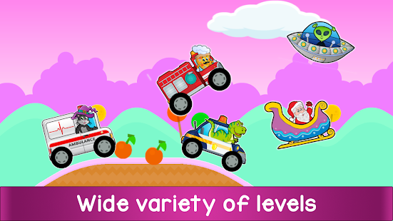 Kids Car Racing Game Free 3.0 screenshots 2