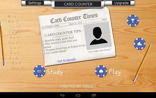 Card Counter Lite  screenshots 13
