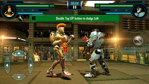 Foto do Real Steel World Robot Boxing