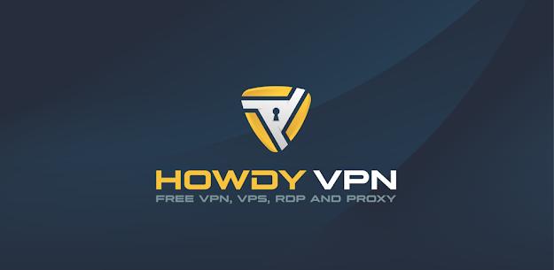 Howdy Trojan VPN 1