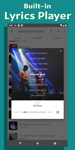 Lyrics Editor Mod Apk (Pro Features Unlocked) 6