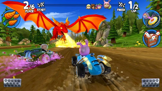 Beach Buggy Racing 2 Mod Apk 2021.09.02 (Unlimited Money) 9