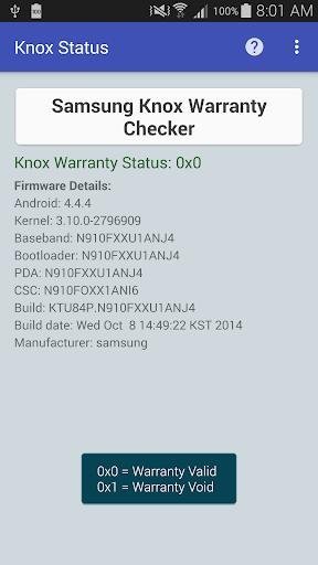 KNOX Status Samsung For PC Windows (7, 8, 10, 10X) & Mac Computer Image Number- 7