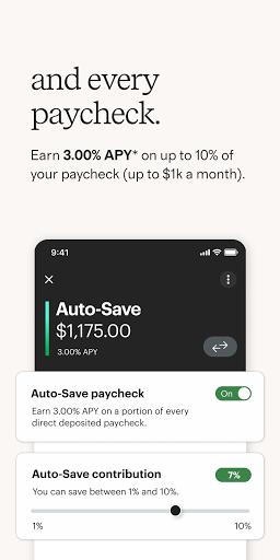 One - Mobile Banking screenshots 5