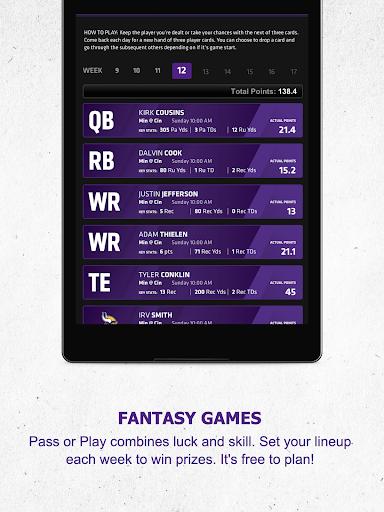 Minnesota Vikings Mobile android2mod screenshots 24