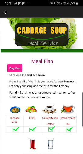 Download Cabbage Soup Diet Plan Free For Android Cabbage Soup Diet Plan Apk Download Steprimo Com