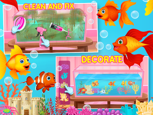 Princess House Cleanup For Girls: Keep Home Clean apkpoly screenshots 14