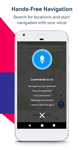 Drivemode: Handsfree Messages And Call For Driving 7.6.0 Screenshots 2
