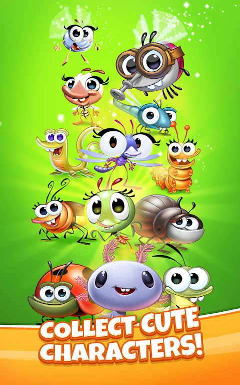 Best Fiends Stars - Free Puzzle Game poster 5