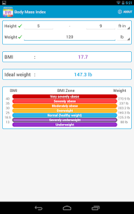 Body Mass Index Calculator For Pc | How To Install (Download Windows 7, 8, 10, Mac) 5