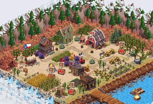 Goldrush: Westward Settlers! 2.4.9 screenshots 6
