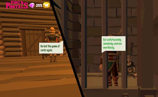 Fog & Portals - Game Maker and story quests screenshots 4