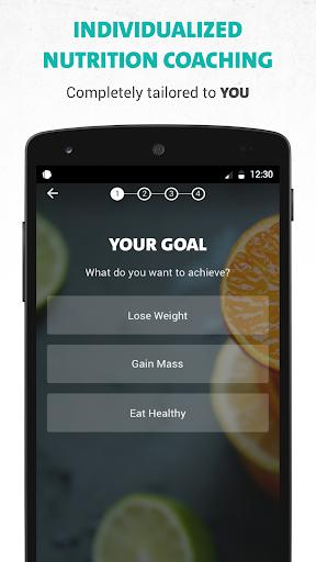 Freeletics Nutrition  Screenshots 2