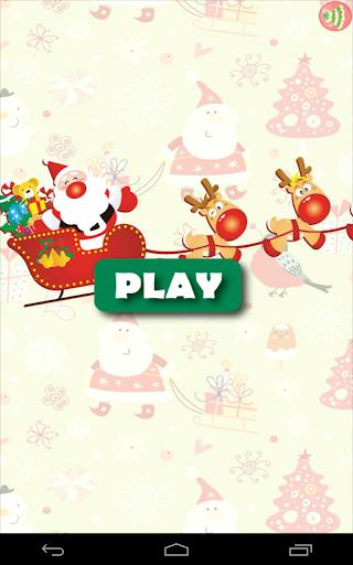 christmas balloon pop screenshot 1