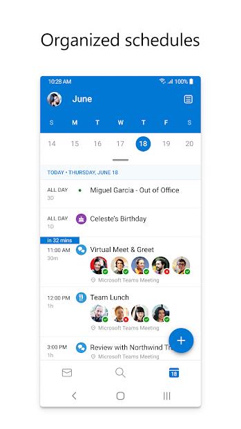 Microsoft Outlook: Organize Your Email & Calendar screenshot 1