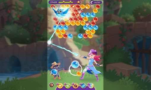 Bubble Witch 3 Saga Apk Mod + OBB/Data for Android. 8