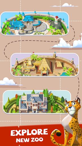 Merge Animal Kingdom - Zoo Tycoon  screenshots 12