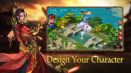 Conquer Online - MMORPG Action Game  Screenshots 5