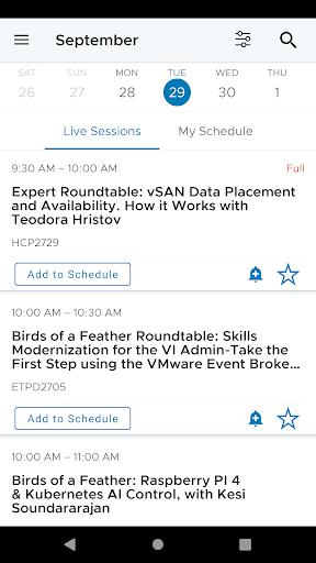 VMworld 2020  Screenshots 5