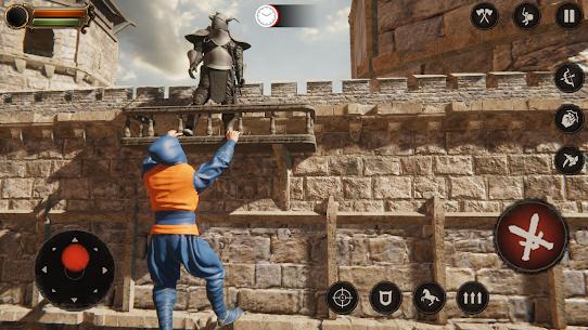 Ninja Assassin Warrior: Arashi Creed Shadow Fight 10
