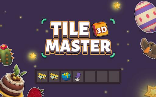 Tile Master 3D - Classic Puzzle & Triple Match modavailable screenshots 24