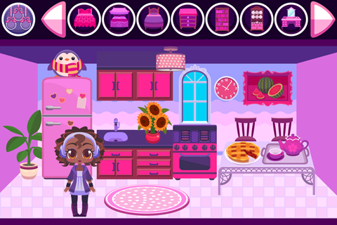 My Doll House - Make and Decorate Your Dream Home screenshots 2