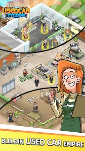 Free Used Car Tycoon Game 1