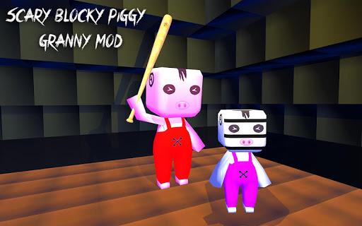 scary blocky piggy escape mod screenshot 1