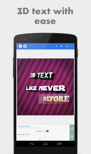 PixelLab - Text on pictures 1.9.9 screenshots 2