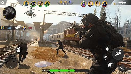 Modern Fps Gun Shooter Strike: Free Shooting Games  screenshots 4