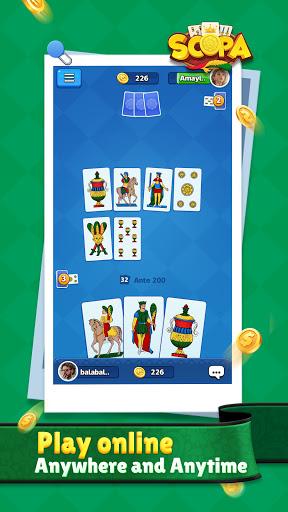 Scopa(Free,No Ads): Italian Card Game  screenshots 4
