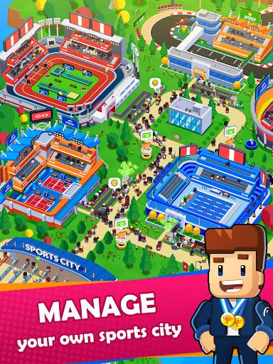 Sports City Tycoon - Idle Sports Games Simulator  screenshots 9