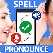 Word Pronunciation & Spell Checker - STT / TTS