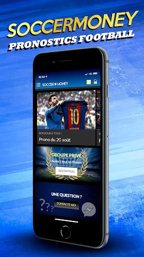 soccer money - pronostic screenshot 1