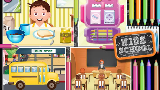 Kids School - Games for Kids 96.9.4 screenshots 2
