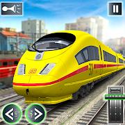 Euro Train Driver Sim 2020: 3D Train Station Games