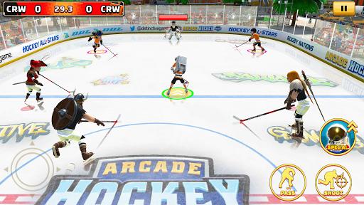 Arcade Hockey 21 screenshots 1