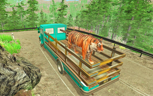 Wild Animals Transport Simulator:Animal Rescue Sim 1.0.24 Screenshots 8