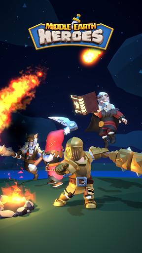 Middle Earth Heroes 1.0.9 screenshots 1