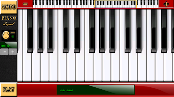 Piano MIDI Legend