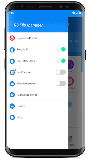 RS File : File Manager & Explorer EX android2mod screenshots 3