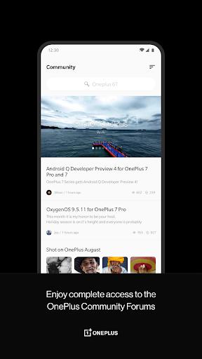 OnePlus Community  screenshots 1