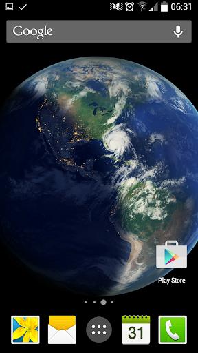 Earthday USA - Live Wallpaper  screenshots 2