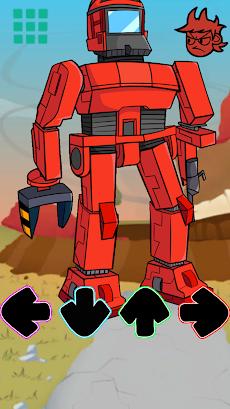 Friday Funny mod: Tord & Tordbot Character Testのおすすめ画像4
