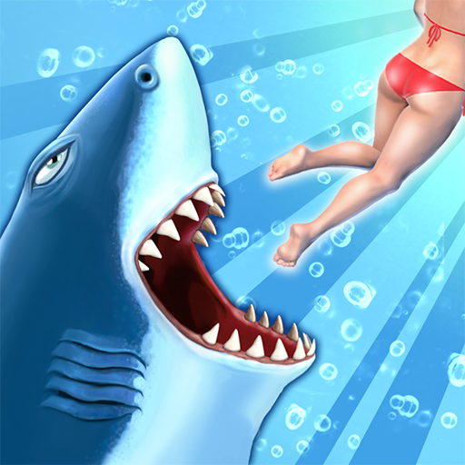 Hungry Shark Evolution - Offline survival game