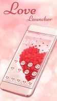 Love&heart launcher theme &wallpaper