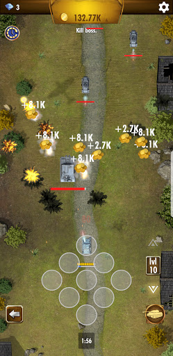 Idle Panzer 1.0.1.016 screenshots 2