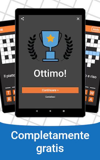 Cruciverba gratis Italiano android2mod screenshots 8