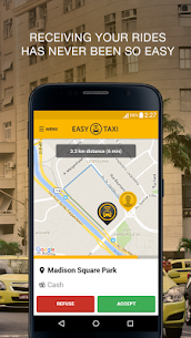 Easy for drivers, a Cabify app 13.32.12.327 Mod APK Updated 2