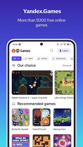 Yandex Games screenshots 1